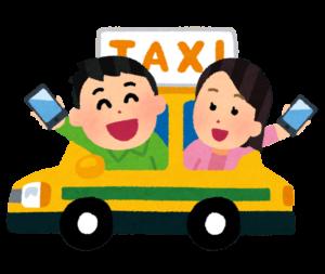 ウィニペグのタクシー事情